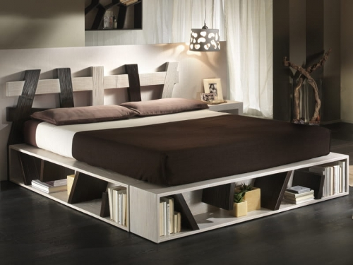 łóżko Z Bambusa Cross