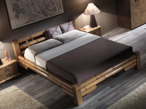 łóżko Z Bambusa Tabanan 140160180200200
