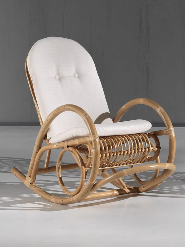 Fotel Bujany Incrociato Bambusart Etniczne Meble Z Bambusa